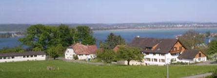 Grundstück Schweiz am Bodensee mit Villa von ÖKO-ARCHITEKTENHAUS