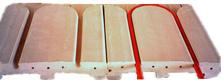 Innovative Keramik-Fussbodenheizung im ÖKO-ARCHITEKTENHAUS