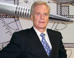 Uwe Melzer, Inhaber von ÖKO-ARCHITEKTENHAUS