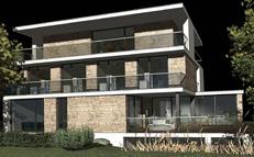 Villa Roma eine Haus Idee von ÖKO-ARCHITEKTENHAUS